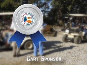 Safe Harbor Sporting Clays Cart Sponsor