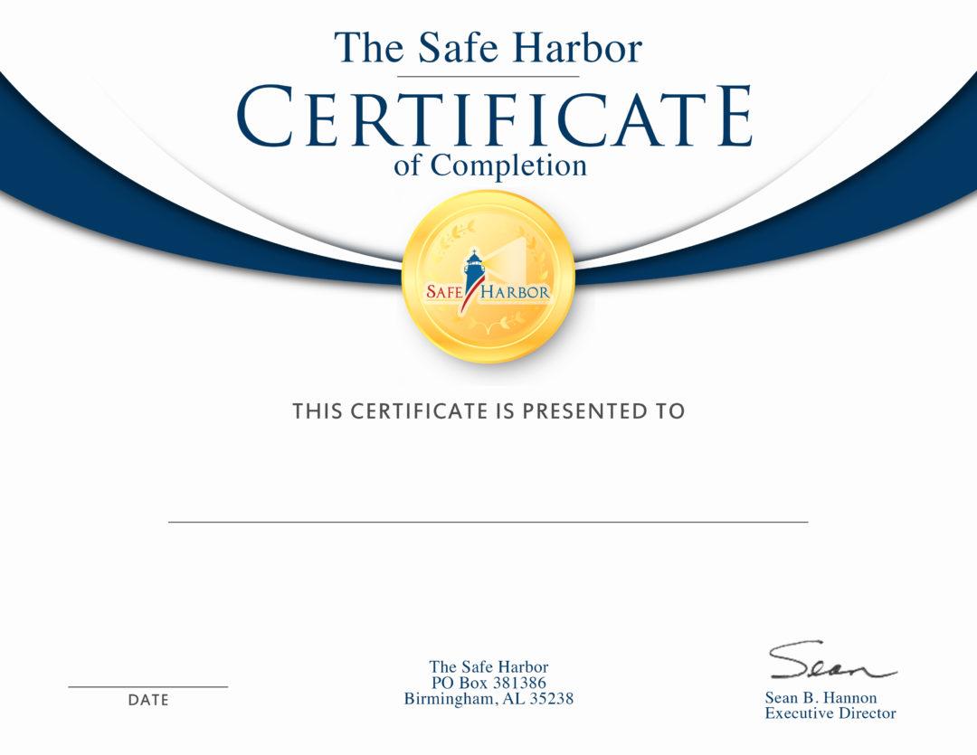 completion certificate v1