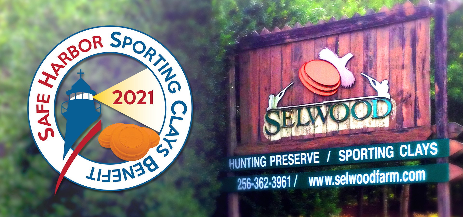 2021 Sporting Clays Event Benefiting The Safe Harbor In Birmingham AL.